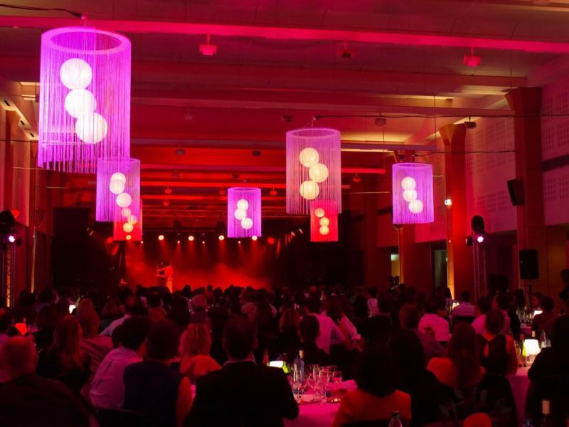 Cabaret soirée de Gala au Palais du Grand Large St Malo.