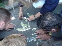 Chasse au trésor / Rallye nova. Team building saint malo bretagne normandie pour seminaire et événement d'entreprise en france e