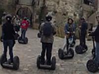 Gyropod segway  team building St-Malo, Dinan, Dinard, Rennes, Vannes, Lorient, La Baule, Deauville pour randonnée rallye