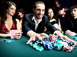 Tournoi poker pour animation groupe team building en seminaire entreprise sur st malo réalisation nova