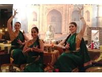 Bollywood décor à thème pour événement entreprise réalisation nova st-malo sur toute la France