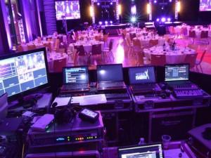 nova retransmission vidéo live ou post-production console régie