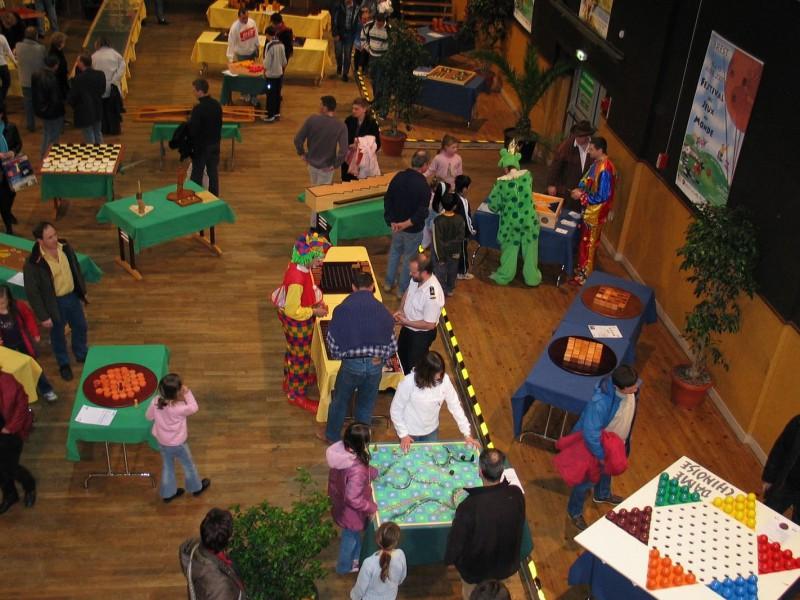 Festival de jeux en bois traditionnels ou XXL pour petits et grands