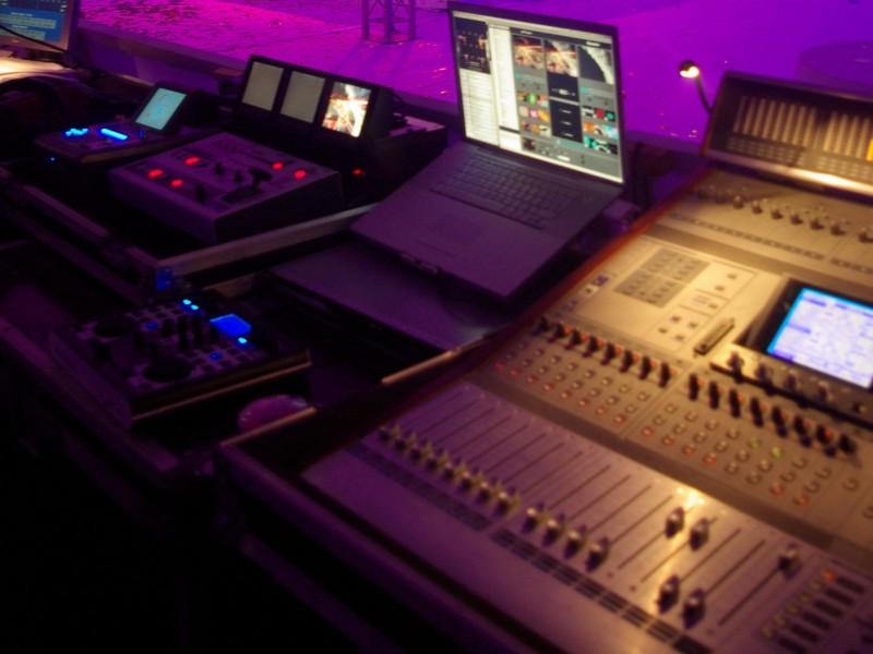 Sonorisation nova pour des prestations techniques son pour événement, convention, salon