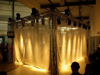 Location structure technique Nova pour salon, exposition, événement à Vannes, Lorient, Saint-Malo