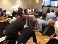 Atelier constructions en bois pour séminaires team building à La Rochelle, Alençon, Laval...