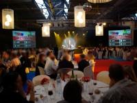 TV Show soirée de gala NOVA soirée à thème, animation à thème Dinard
