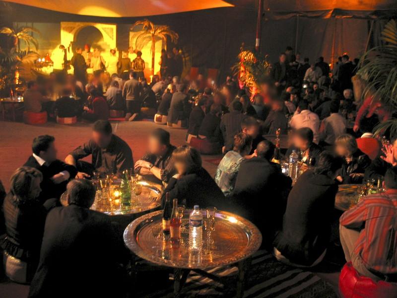 1001 nuits soirée de gala, soirée à thème à Vannes, St-Malo, Lorient, Caen, Brest, Nantes