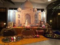 Soirée dans un décor indien pour une ambiance Bollywood