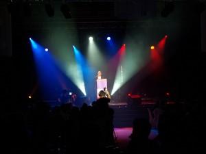 Prestation technique éclairage ambiance et scénique par Nova
