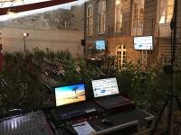 Diffusion vidéo pour convention, soirée, défilé, reportage