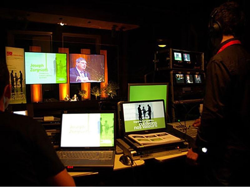Captation vidéo pour convention, soirée, défilé, reportage par Nova.