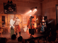 Cabaret pirates : Univers...