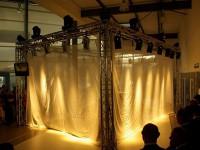 location Structure technique nova pour salon exposition événement vannes lorient st malo