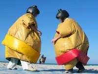 Activités de plage ludiques pour séminaire d'entreprise sur tout le littoral français.
