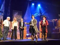 Le repère des pirates soirée de gala