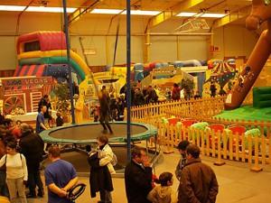 Fête foraine parc de loisirs pour des animations de comité d'entreprise ou pour les mairies