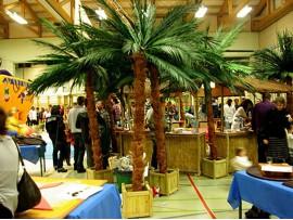Exotique parc de loisirs