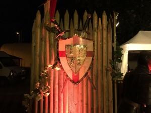 Médiéval / Chevalier décor à thème nova loc déco moyen age