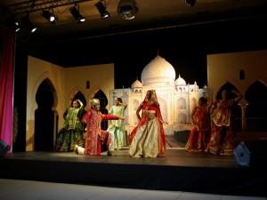 Soirée à thème Bollywood