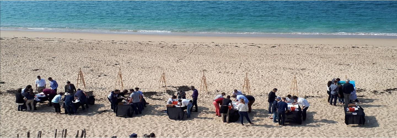 Team building, challenge pour les entreprises sur la Bretagne, Normandie, Pays de Loire. Mais aussi sur St Malo.