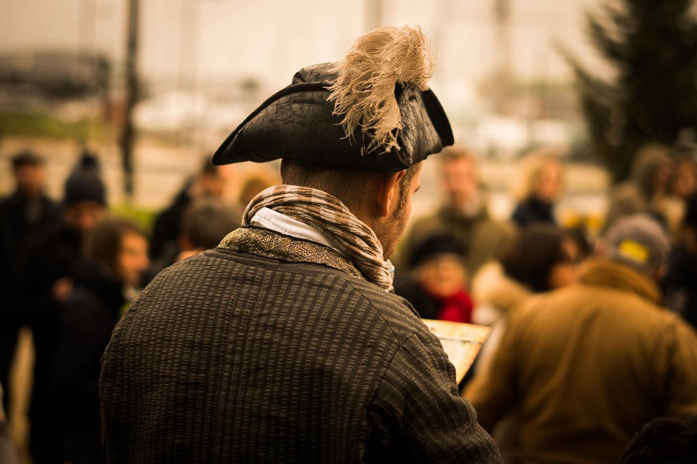 Chasse au Trésor à Saint-Malo le 22 décembre 2017